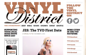 JES The Viynl District