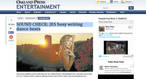 JES Oakland Press