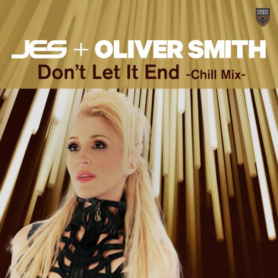 "JES Release A New Chill Mix Of Her Standout Oliver Smith Collaboration, ""Don't Let It End"""