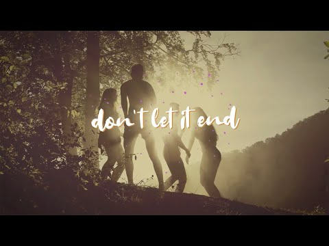 JES & Oliver Smith - Don't Let It End (Chill Mix) [Official Lyrical Video] cover